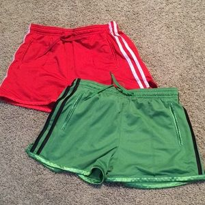 Steve and Barry's shorts